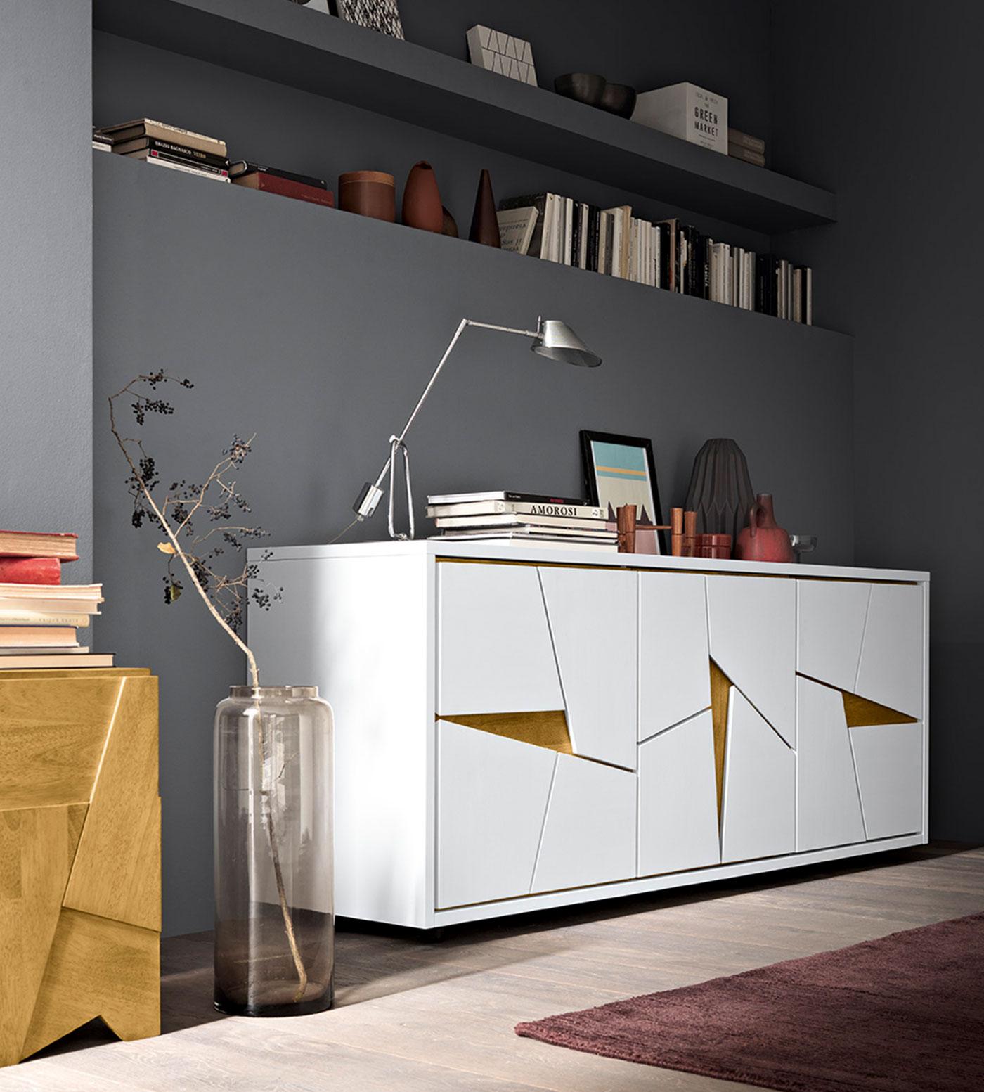 Mobili legno naturale with mobili legno naturale - Mobili soggiorno legno massello ...