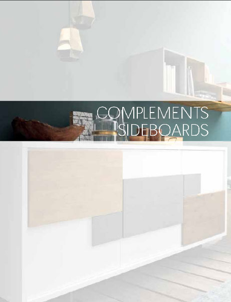 complements - sideboards